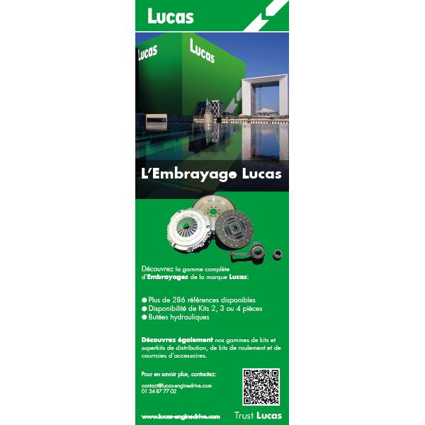 Lucas clutch kits