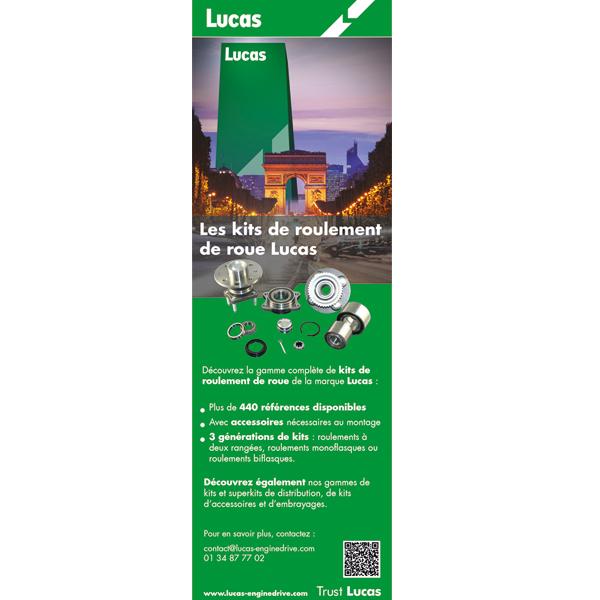 Lucas Wheel Bearing Kits